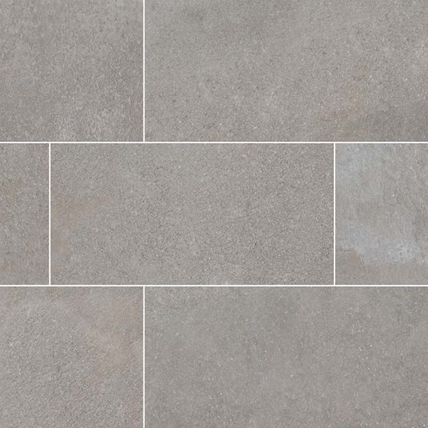PORCELAIN FLOOR TILES, Tiles and Flooring msi-tiles-flooring-brixstyle-gris-2x2-mosaic-NBRIGRI2X2