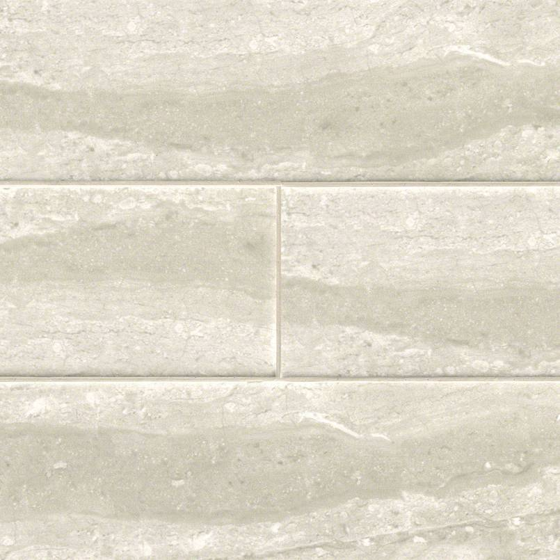 DECORATIVE MOSAICS, Tiles and Flooring msi-tiles-flooring-classique-gris-travertine-glossy-4x16-NGRITRAGLO4X16
