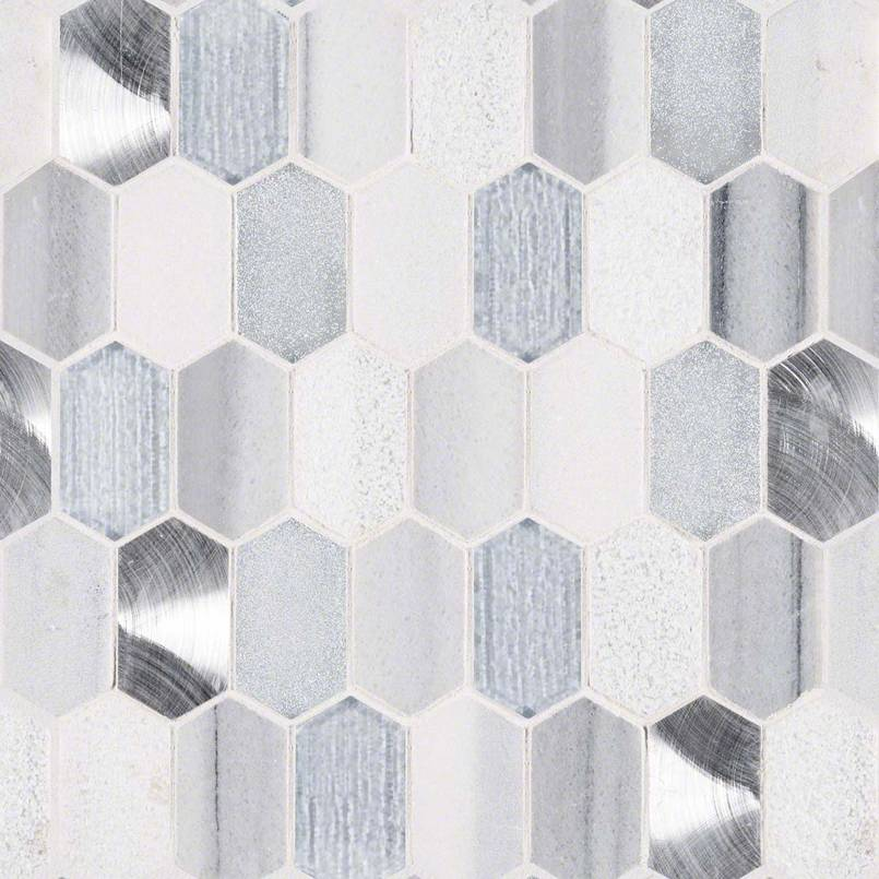 DECORATIVE MOSAICS, Tiles and Flooring msi-tiles-flooring-harlow-picket-SMOT-SGLSMT-HARPK8MM