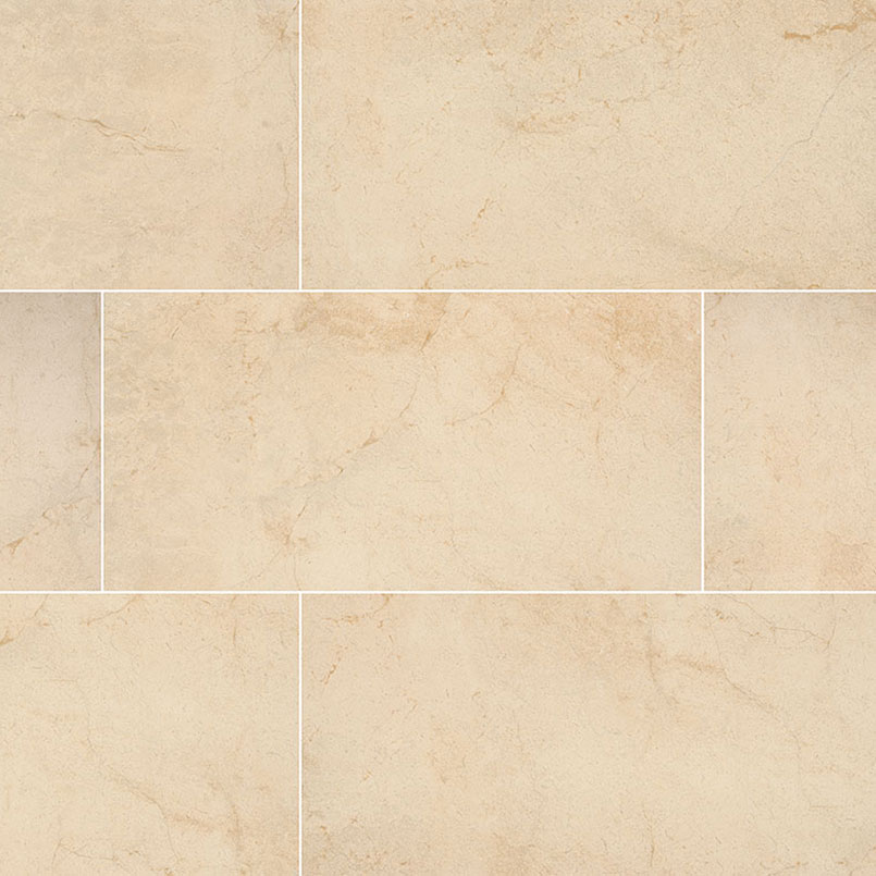 PORCELAIN FLOOR TILES, Tiles and Flooring msi-tiles-flooring-ivory-16x32-matte-NIVO1632