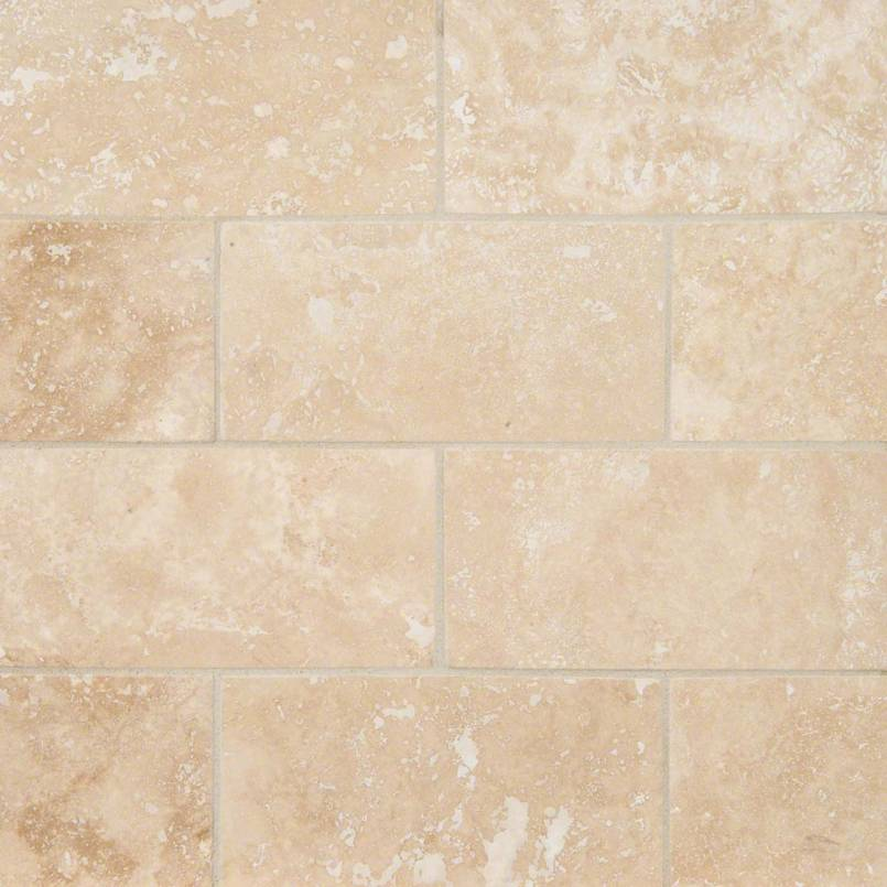 NATURAL STONE TRAVERTINE COLLECTIONS, Tiles and Flooring msi-tiles-flooring-ivory-travertine-3x6-THDW1-T-IVO-3x6