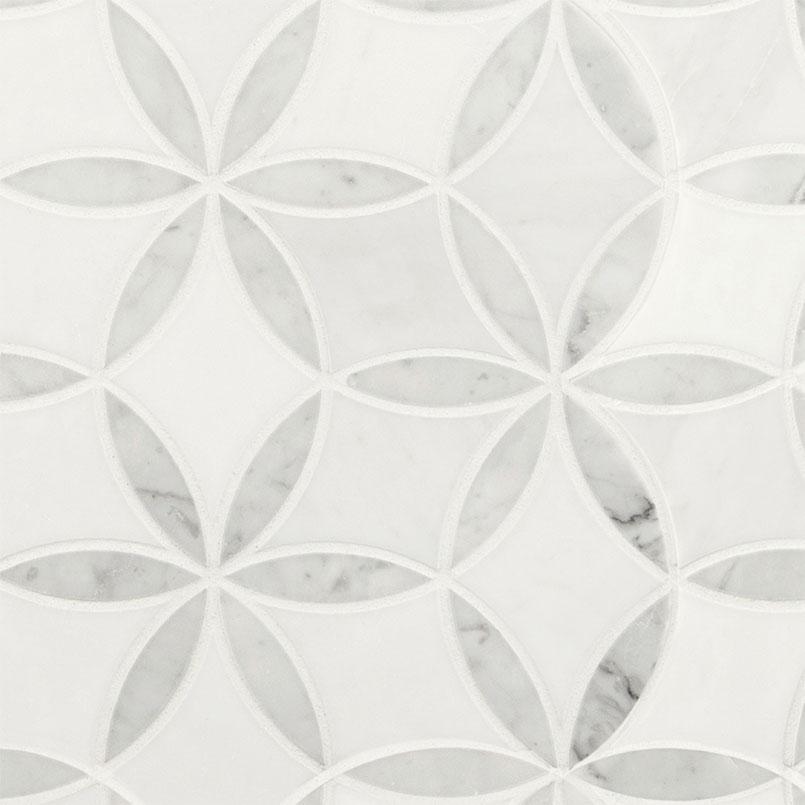 NATURAL STONE MARBLE COLLECTIONS, Tiles and Flooring msi-tiles-flooring-la-fleur-polished-SMOT-LAFLEUR-POL8MM