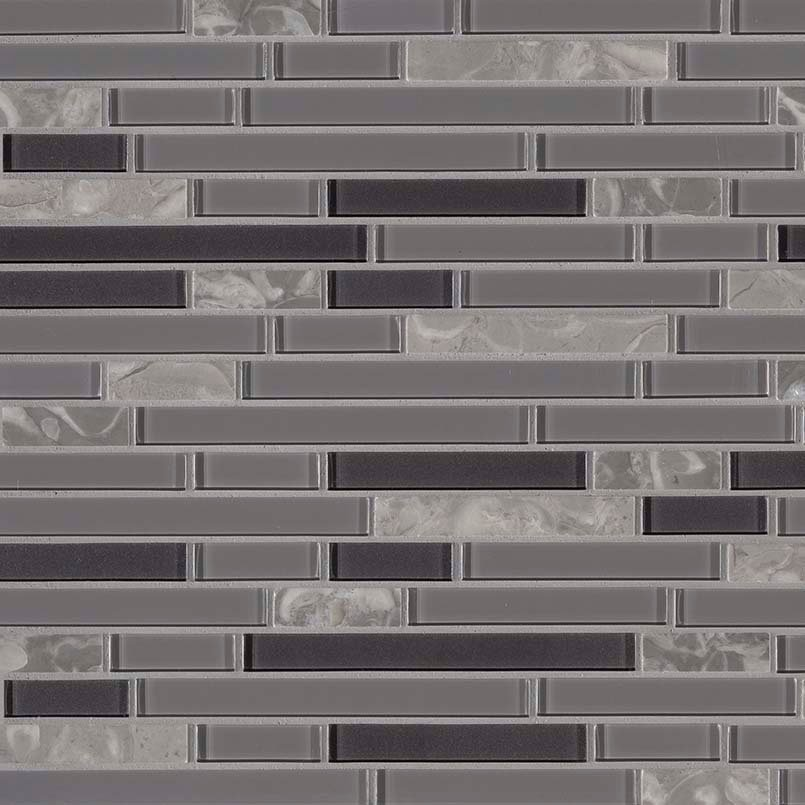 DECORATIVE MOSAICS, Tiles and Flooring msi-tiles-flooring-lorena-grigio-interlocking-SMOT-SGLSIL-LORGRI4MM