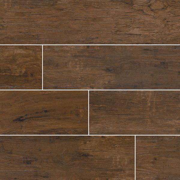 PORCELAIN FLOOR TILES, Tiles and Flooring msi-tiles-flooring-redwood-mahogany-8x48-NREDMAH8X48