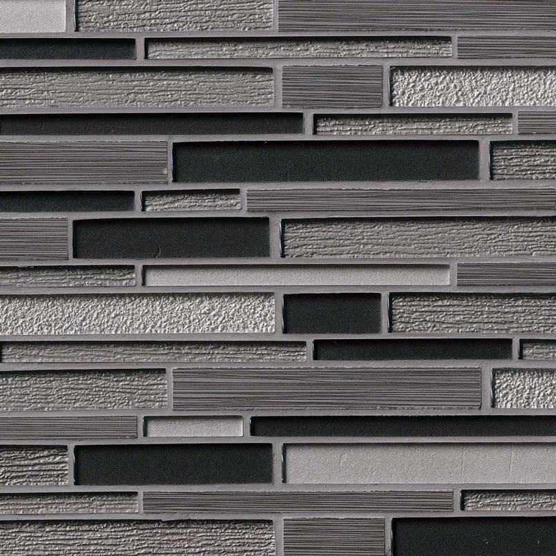 DECORATIVE MOSAICS, Tiles and Flooring msi-tiles-flooring-metro-gris-blend-interlocking-SMOT-SGLSIL-METGRI8MM
