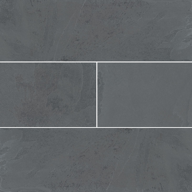 QUARTZITE COLLECTIONS, Tiles and Flooring msi-tiles-flooring-montauk-black-4x12-SMONBLK412G