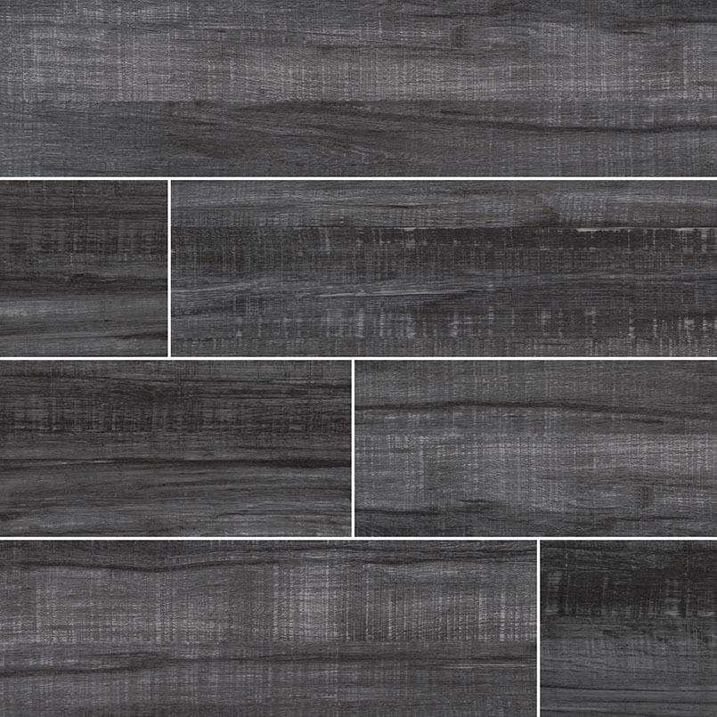 PORCELAIN FLOOR TILES, Tiles and Flooring msi-tiles-flooring-belmond-obsidian-NBELOBS8X40