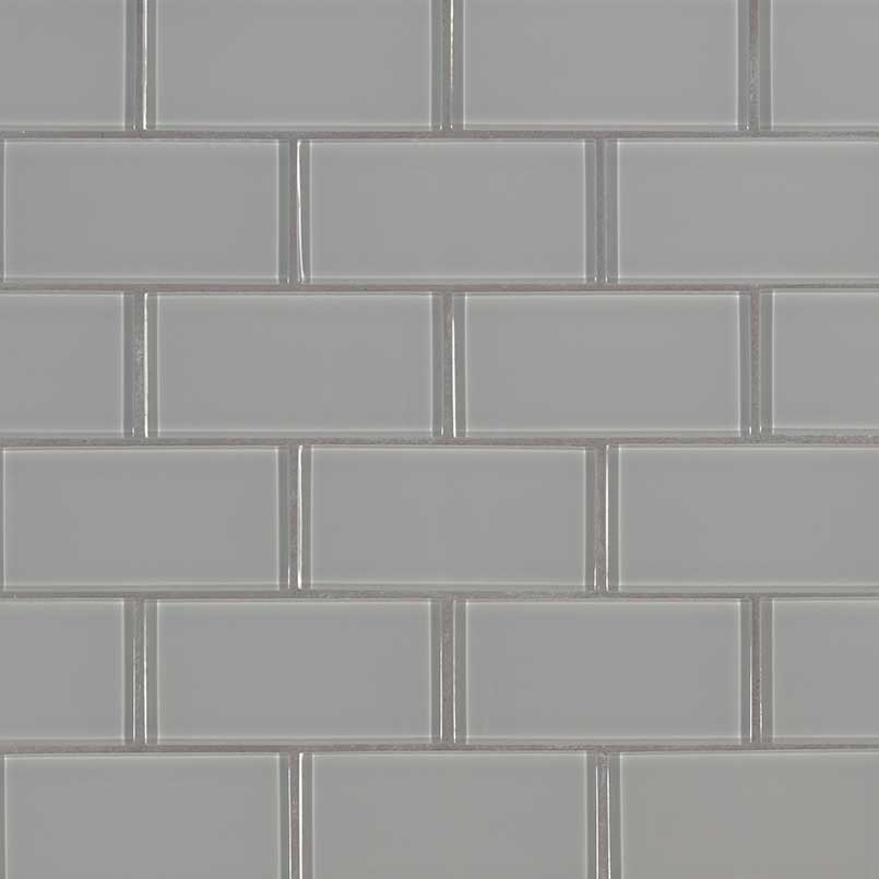 DECORATIVE MOSAICS, Tiles and Flooring msi-tiles-flooring-oyster-gray-subway-2x4-SMOT-GLSST-OYGR8MM