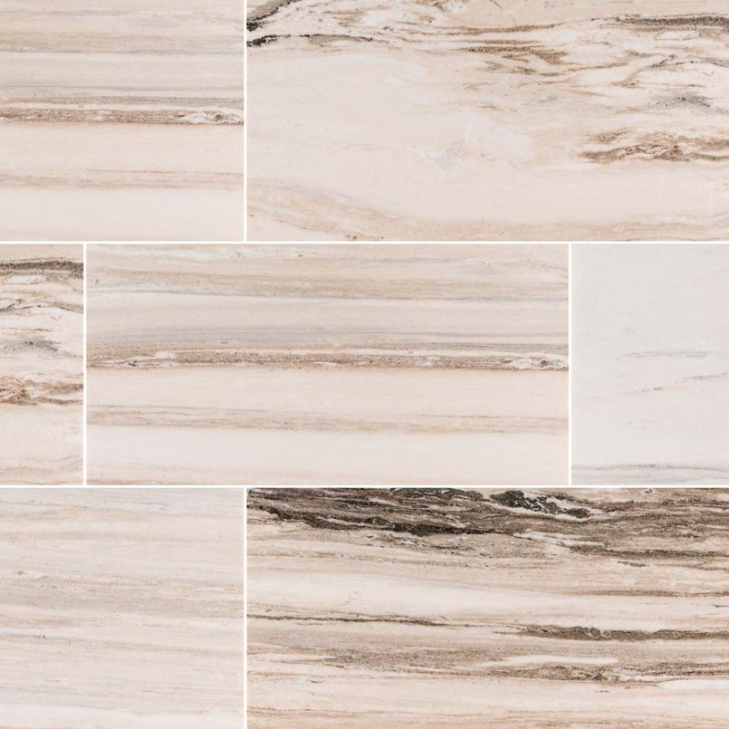 NATURAL STONE MARBLE COLLECTIONS, Tiles and Flooring msi-tiles-flooring-palisandro-TPALI1224P