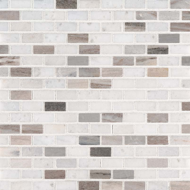 DECORATIVE MOSAICS, Tiles and Flooring msi-tiles-flooring-palisandro-mini-brick-SMOT-PALI-MB10MM