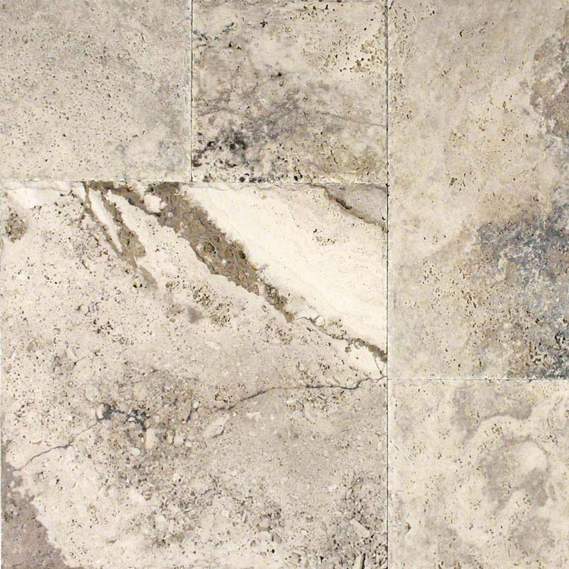 NATURAL STONE TRAVERTINE COLLECTIONS, Tiles and Flooring msi-tiles-flooring-picasso-versailles-pattern-TTPICASSO-PAT-HUCB
