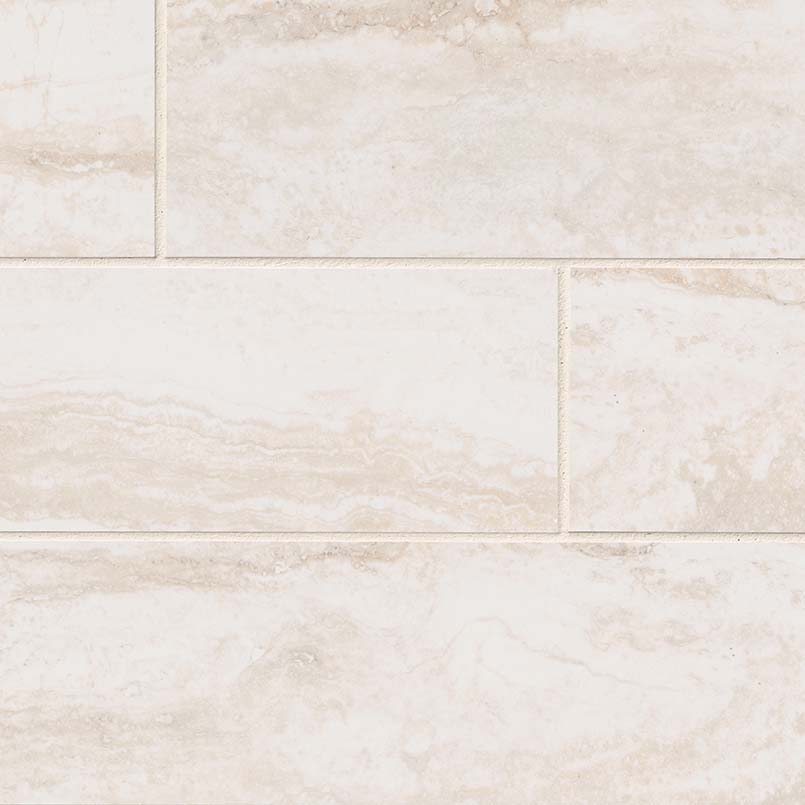 PORCELAIN FLOOR TILES, Tiles and Flooring msi-tiles-flooring-bernini-bianco-4x18-bull-nose-NPIEBERBIA4X18P