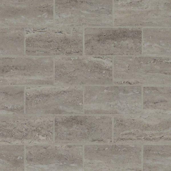 PORCELAIN FLOOR TILES, Tiles and Flooring msi-tiles-flooring-pietra-venata-white-2x4-mosaic-NPIEVENWHI2X4P