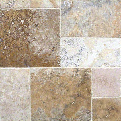 NATURAL STONE TRAVERTINE COLLECTIONS, Tiles and Flooring msi-tiles-flooring-tuscany-porcini-versailles-pattern-TTPOR-PAT-HUFC