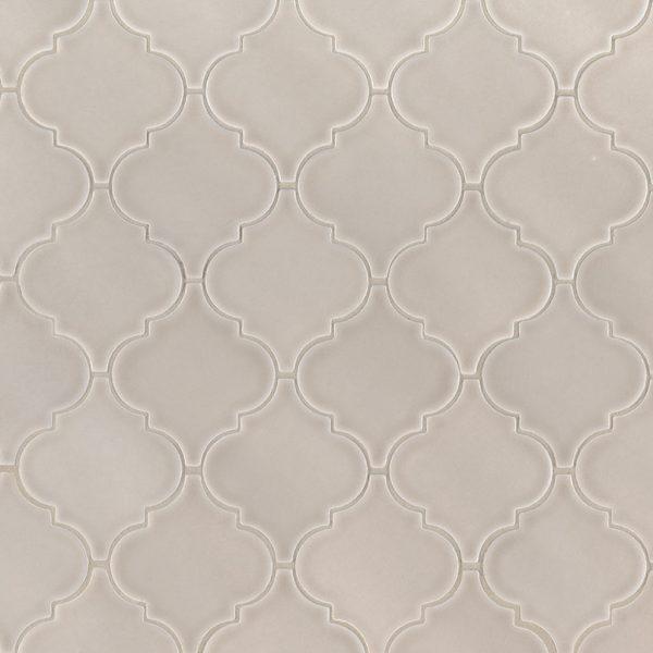 DECORATIVE MOSAICS, HIGHLAND PARK COLLECTION, Tiles and Flooring msi-tiles-flooring-portico-pearl-arabesque-SMOT-PT-PORPEA-ARABESQ