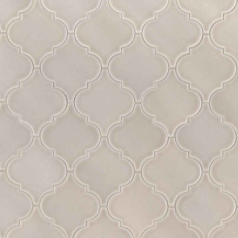 DECORATIVE MOSAICS, HIGHLAND PARK COLLECTION, Tiles and Flooring msi-tiles-flooring-portico-pearl-arabesque-SMOT-PT-PORPEA-ARABESQ