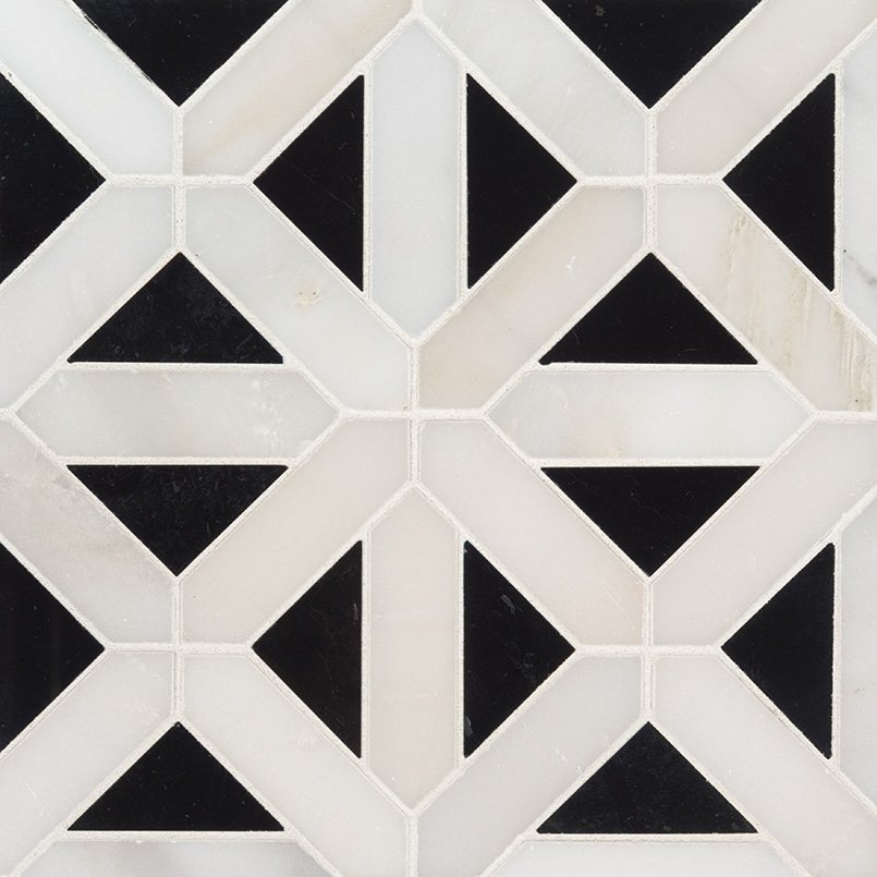DECORATIVE MOSAICS, Tiles and Flooring msi-tiles-flooring-retro-fretwork-SMOT-RETFRET-POL10MM