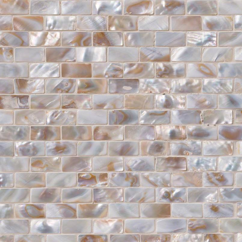 DECORATIVE MOSAICS, Tiles and Flooring msi-tiles-flooring-santorini-brick-SMOT-GLSSHLBRK-SANTORI
