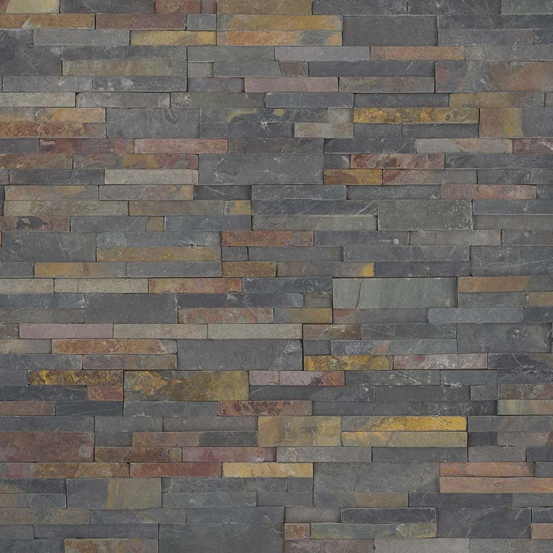 STACKED STONE – ROCKMOUNT, Tiles and Flooring tiles-and-flooring-sedona-multi-6x24-panel-LPNLSSEDMLT624