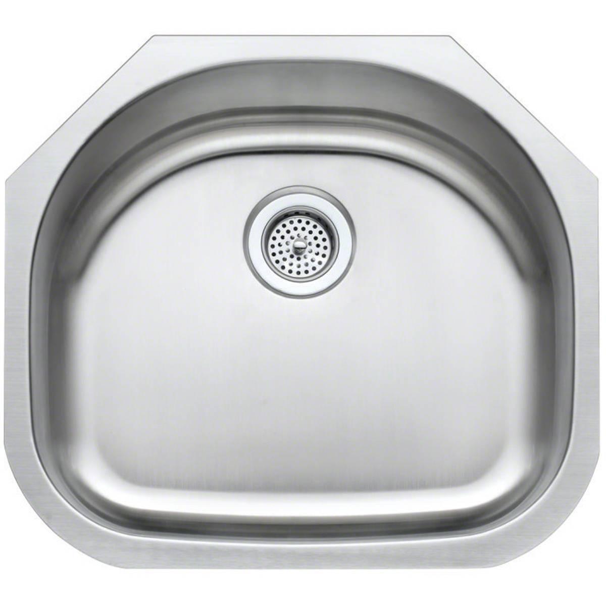 Sinks -ss-18-gau-single-bowl-2321-SIN-18-SINBWL-2321
