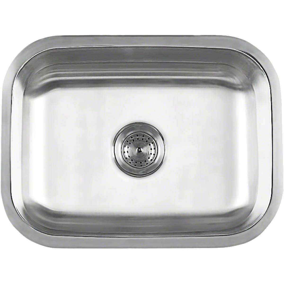 Sinks -ss-18-gau-single-bowl-2318-SIN-18-SINBWL-2318