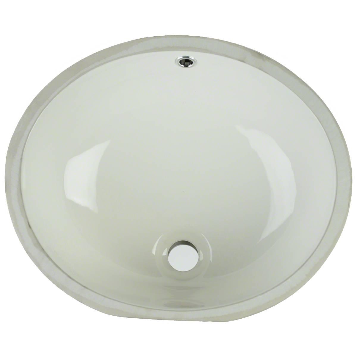 Sinks -porcelain-vanity-bisque-oval-1714-SIN-POR-UNDOVLBISQ-1714