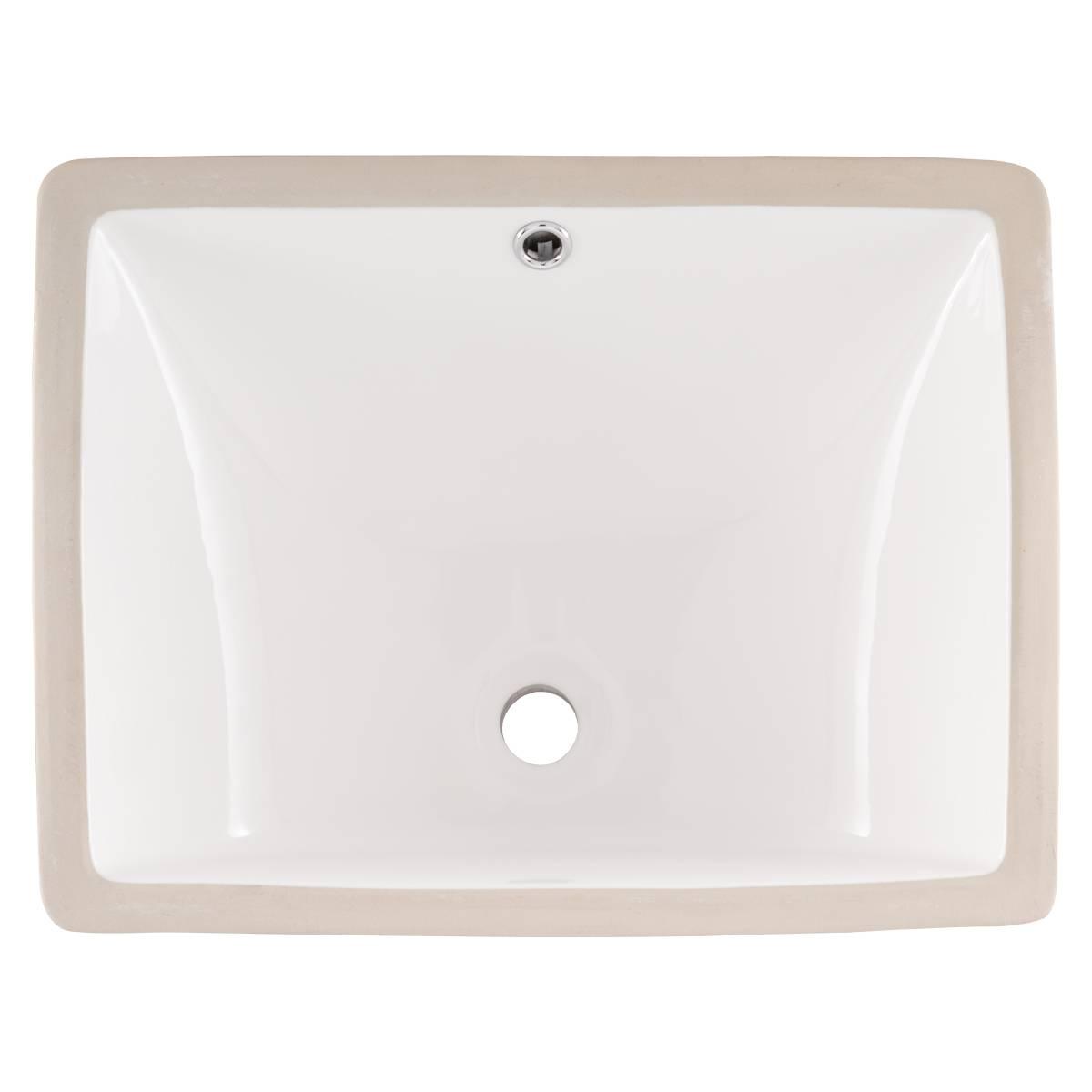 Sinks -porcelain-vanity-rectangle-white-2015-SIN-POR-UNDRECWHT-2015