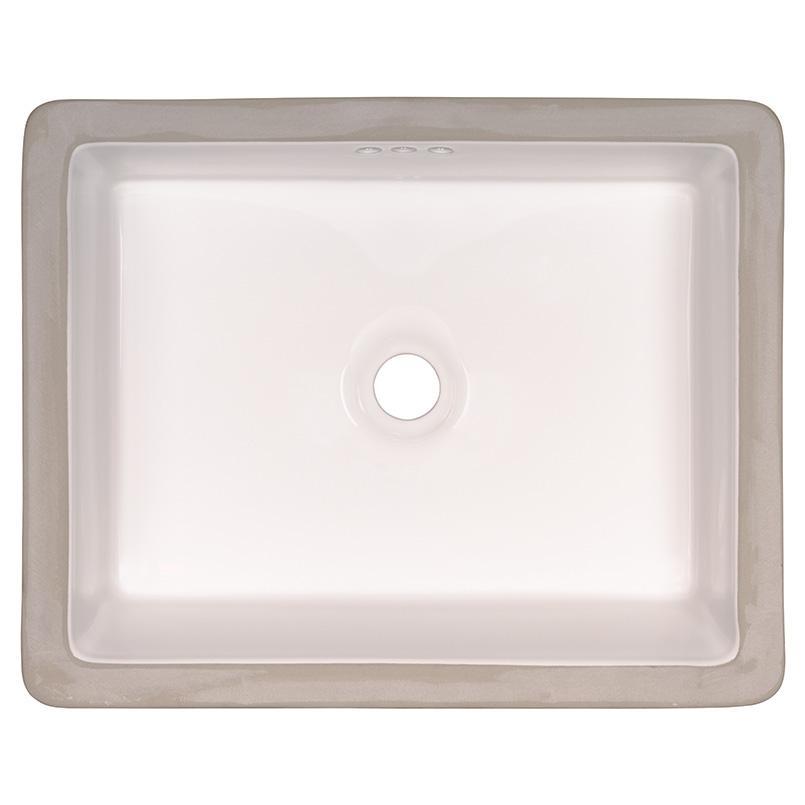 Sinks -porcelain-vanity-rectangle-white-2015-flat-SIN-POR-VURWH-2015FL