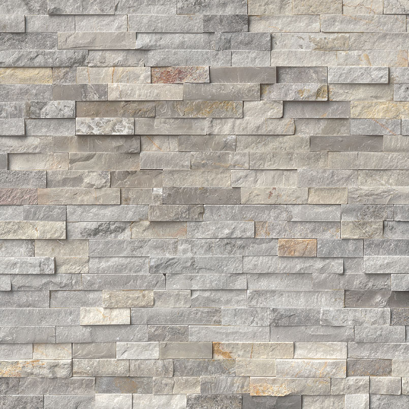 STACKED STONE – ROCKMOUNT, Tiles and Flooring tiles-and-flooring-sunset-silver-6x24-panel-LPNLQSUNSIL624