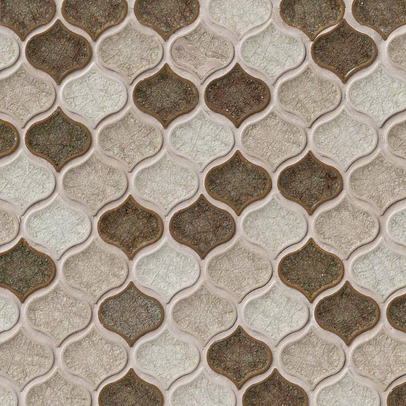 DECORATIVE MOSAICS, Tiles and Flooring msi-tiles-flooring-taza-blend-lantern-SMOT-GLSGG-TAZA8MM
