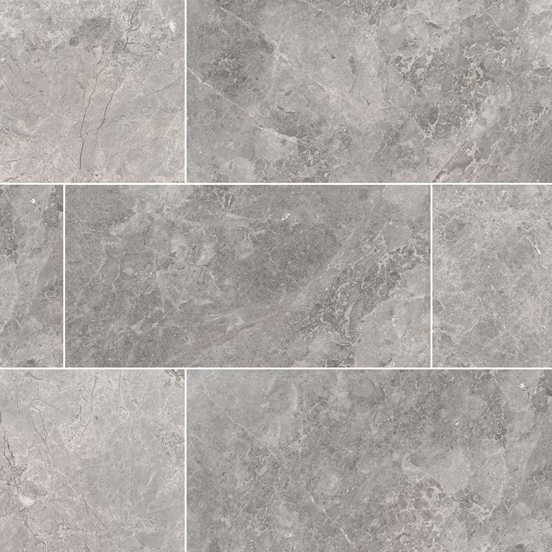 NATURAL STONE MARBLE COLLECTIONS, Tiles and Flooring msi-tiles-flooring-tundra-gray-12x12-TTUNGRY1212P