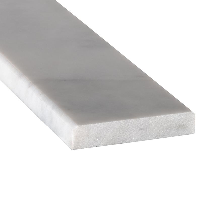 Thresholds and Sills, Tiles and Flooring msi-tiles-flooring-turkish-carrara-5x36-threhsold-2-SMOT-THDB-TURCAR5X36