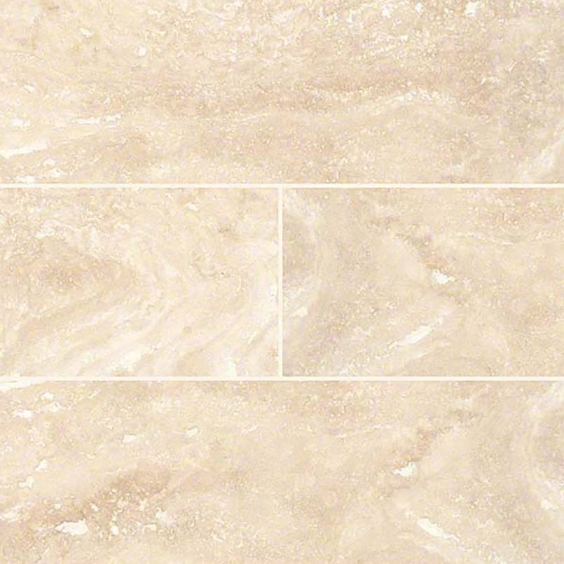 NATURAL STONE TRAVERTINE COLLECTIONS, Tiles and Flooring msi-tiles-flooring-ivory-travertine-4x12-TTIVORY412H