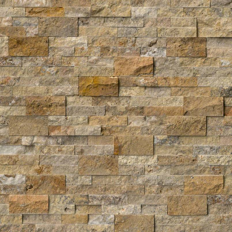STACKED STONE – ROCKMOUNT, Tiles and Flooring tiles-and-flooring-tuscany-scabas-travertine-6x24-panel-LPNLTSCA624