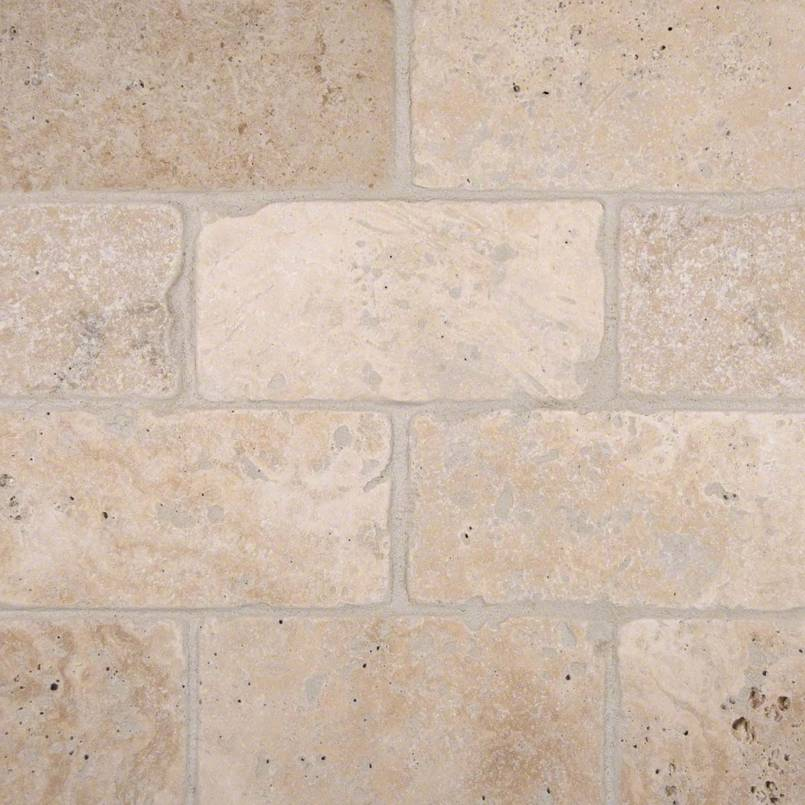 NATURAL STONE TRAVERTINE COLLECTIONS, Tiles and Flooring msi-tiles-flooring-tuscany-beige-3x6-TTBEIG36T