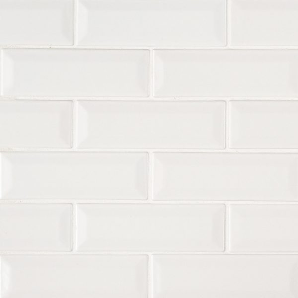 DECORATIVE MOSAICS, HIGHLAND PARK COLLECTION, Tiles and Flooring msi-tiles-flooring-whisper-white-2x6-beveled-SMOT-PT-WW-2X6B
