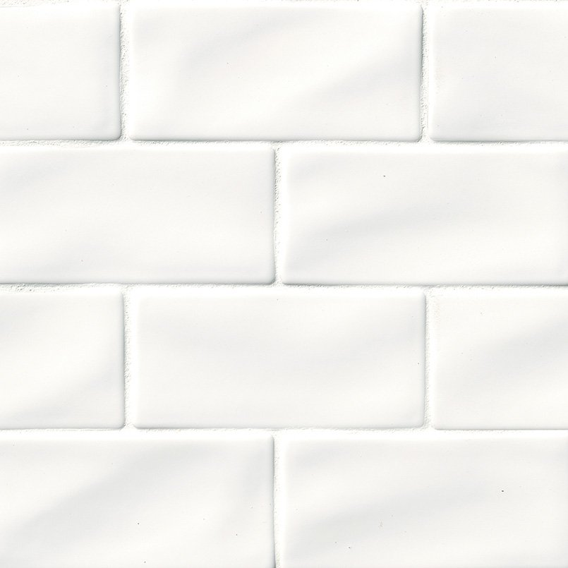DECORATIVE MOSAICS, HIGHLAND PARK COLLECTION, Tiles and Flooring msi-tiles-flooring-whisper-white-3x6-SMOT-PT-WW36