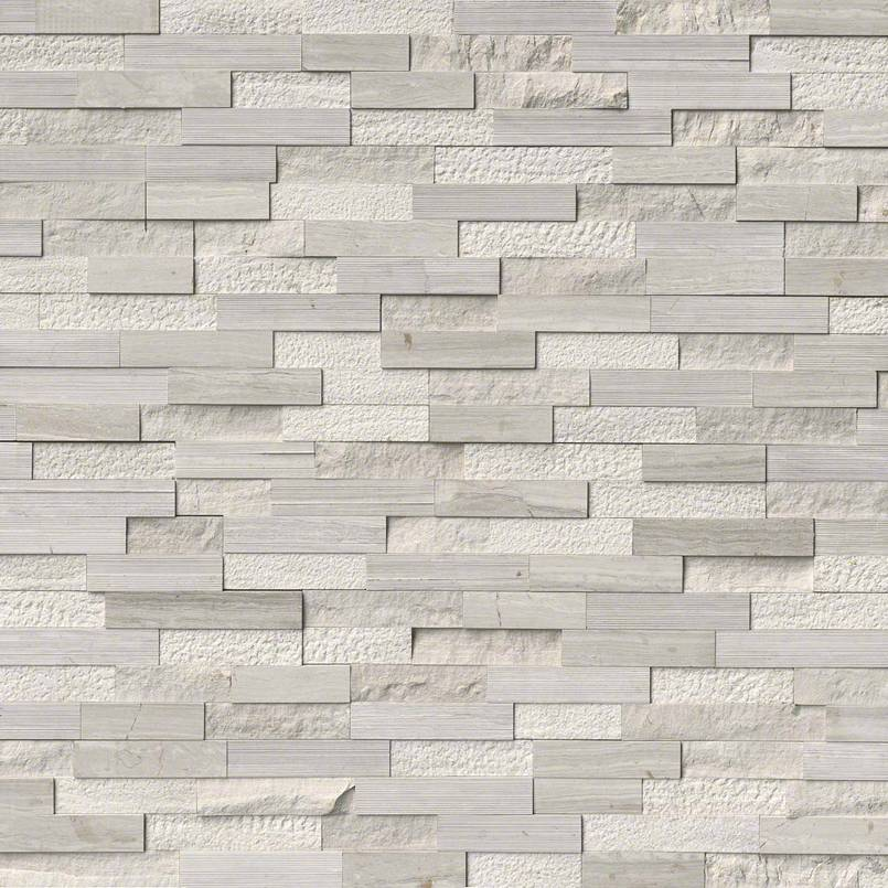 STACKED STONE – ROCKMOUNT, Tiles and Flooring tiles-and-flooring-white-oak-multi-splitface-6x24-panel-LPNLMWHIOAK624-MULTI