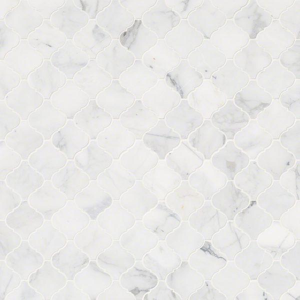 msi-tiles-flooring-calacatta-cressa-arabesque-mosaic-SMOT-CALCRE-ARABESQ