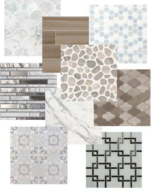 Tile Samples