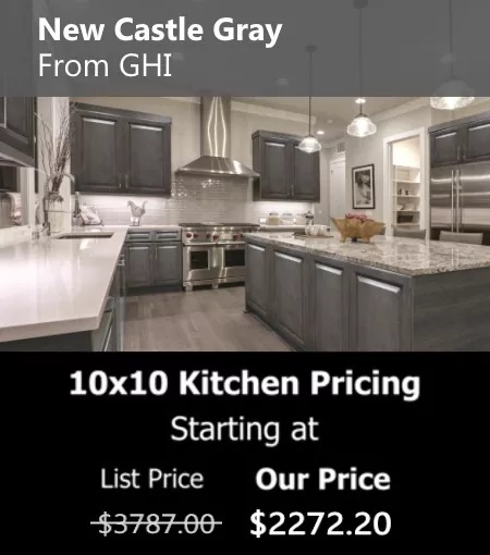 GHI New Castle Gray