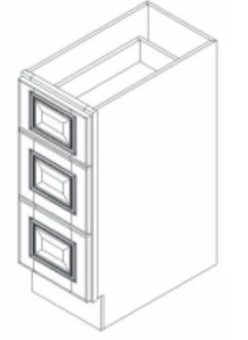 Bathroom Cabinets, GHI Arcadia White Shaker bathroom-cabinets-ghi-arcadia-white-shaker-vanity-GVDB1221-ACW