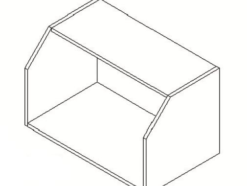Cabinets, GHI Nantucket Linen cabinets-ghi-nantucket-linen-microwave-oven-cabinet-GMC3018-NTL
