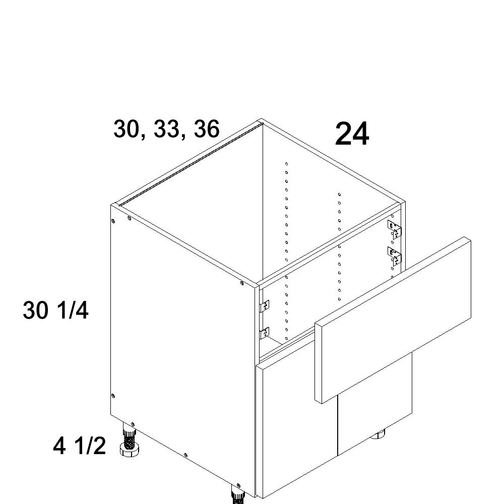 Cabinets, US Cabinet Depot Verona Pure Blank cabinets-us-cabinet-depot-torino-dark-wood-farm-sink-base-30w-x-21d-x-34-1-2h-TDW-FSB30