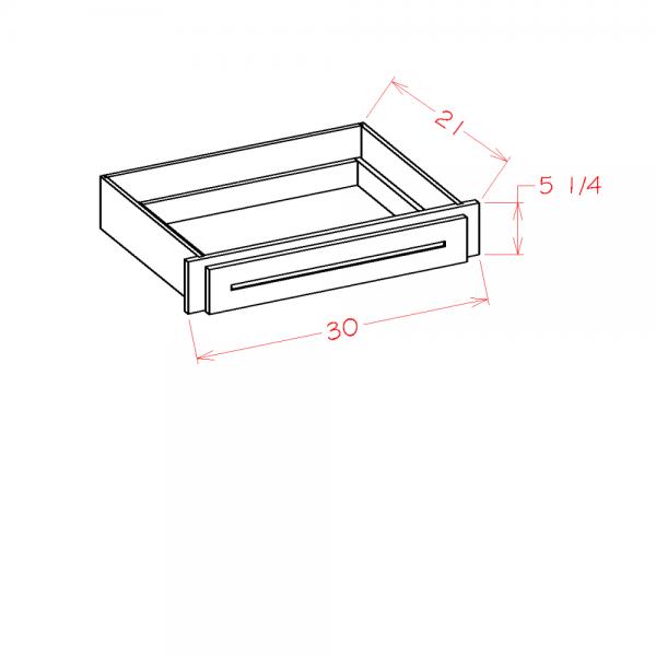 Cabinets, US Cabinet Depot Torrance Dove cabinets-us-cabinet-depot-york-antique-white-desk-knee-drawer-30w-x-21d-x-5-1-4h-U-YW-DKD30