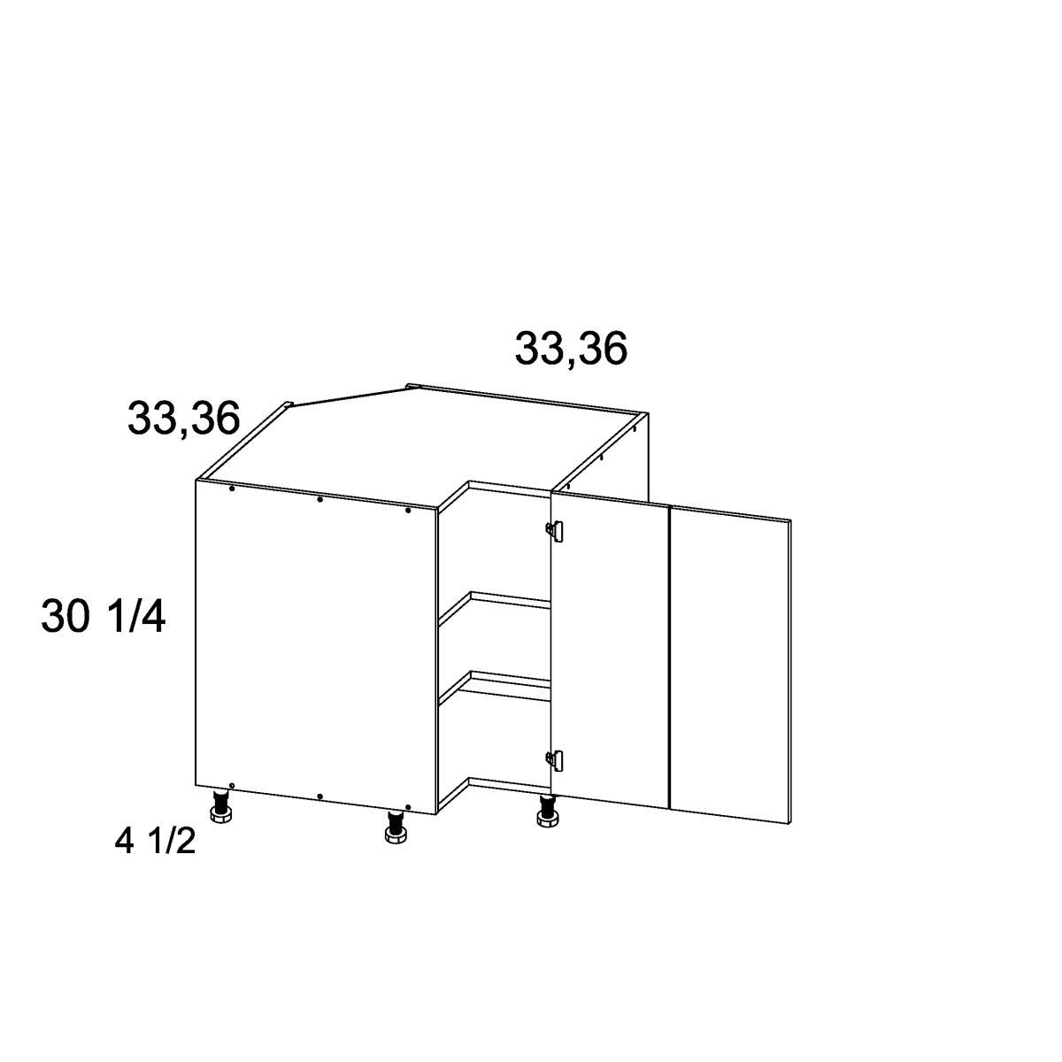 Cabinets, US Cabinet Depot Verona Pure Blank cabinets-us-cabinet-depot-riviera-conch-shell-base-easy-reach-33w-x-30-1-4h-RCS-BER33